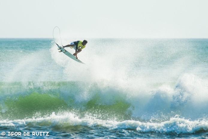 Kuta surfers