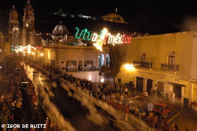 La feria de Zacatecas